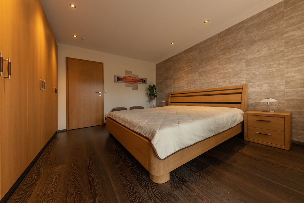 Schlafzimmereinrichtung, Möbel auf Maß Nördlingen