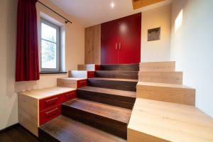 Holztreppe Nördlingen