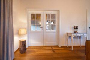 Laminatboden, Zimmertüren